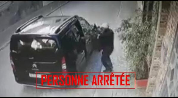 """بالفيديو اعتقال شفار """"المحابق"""" بطنجة"""
