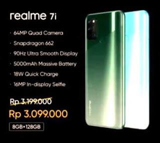 Spesifikasi Realme 7i