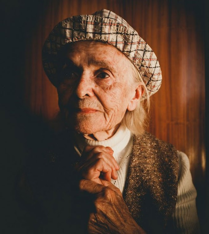 I Missed Out On My Grandmother's Story So In Her Honor, I Collected Stories From 100 Grandmas