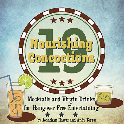 Nourishing Concoctions ebook - Review at Comfort Bites