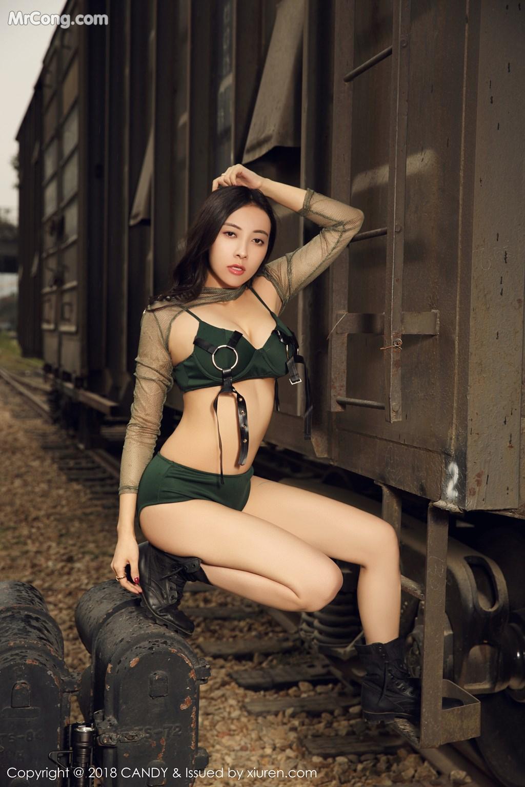 Image CANDY-Vol.061-Victoria-Guo-Er-MrCong.com-007 in post CANDY Vol.061: Người mẫu Victoria (果儿) (39 ảnh)