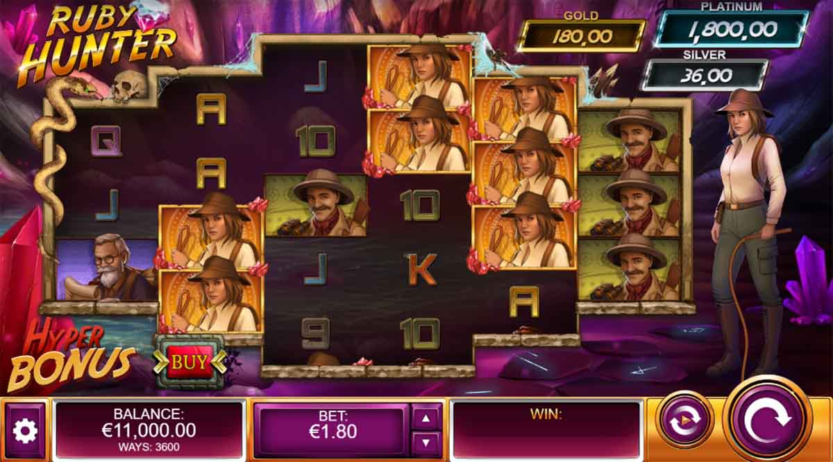 Ruby Hunter - Demo Slot Online Kalamba Games Indonesia