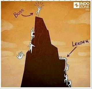 bedanya bos dan pemimpin