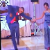 Lol! Watch this Excited Groom make funny dance to the extend his bride ran