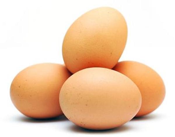 Khasiat utama dari telur