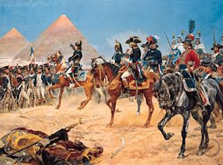 Bonaparte in Egypt