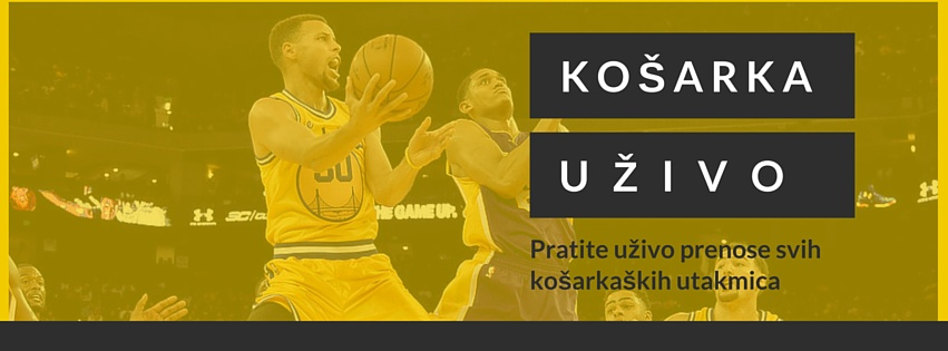Košarka uživo preko interneta