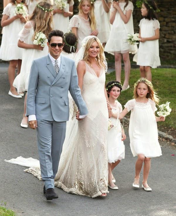 Kate Moss Wedding.Grunge Mummy Kate Moss Wedding