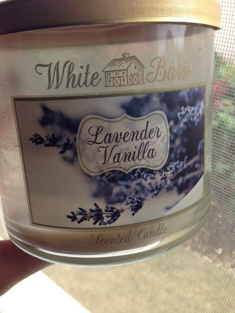 Bath and Body Works 'Lavender Vanilla' 3 Wick Candle - www.modenmakeup.com