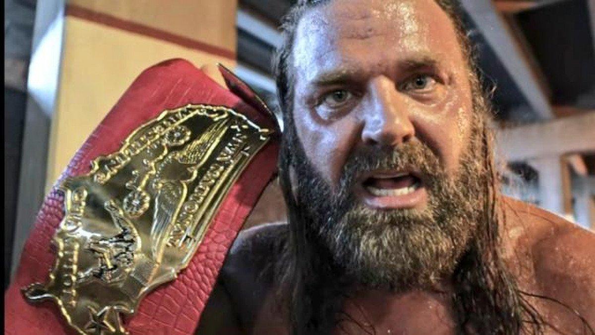 Atual status de James Storm com a IMPACT Wrestling