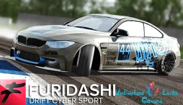Furidashi: Drift Cyber Sport Free Download (v210 & ALL DLC's)