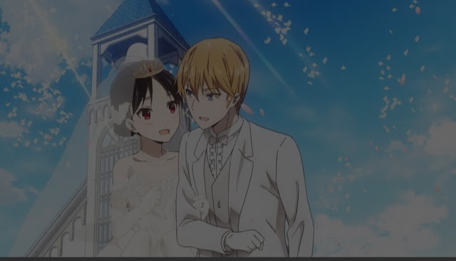 Kaguya dan Shirogane Menikah Kaguya-sama: Love is War