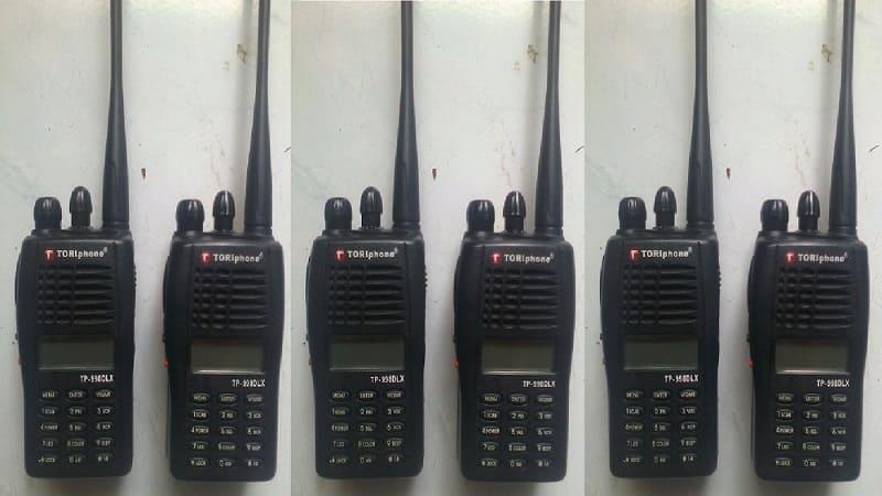 Sewa HT Toriphone TP 998 DLX Jakarta   Rental Handy Talky Jarak Jauh