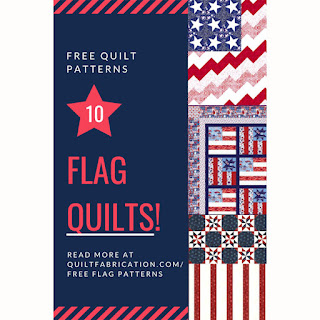 FREE FLAG PATTERNS-FLAG QUILT PATTERNS-FOURTH OF JULY PATTERNS-PATRIOTIC QUILTS-QOV QUILTS