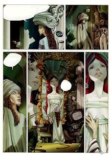 """Reseña de """"Sky•Doll"""" ed. Integral, de Barbara Canepa y Alessandro Barbucci. - Norma Editorial."""