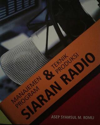 Manajemen Program dan Produksi Siaran Radio