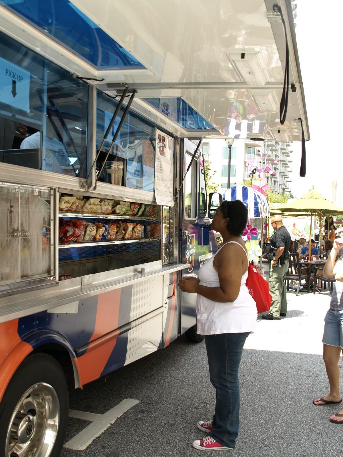 Food Trucks Atlantic Station