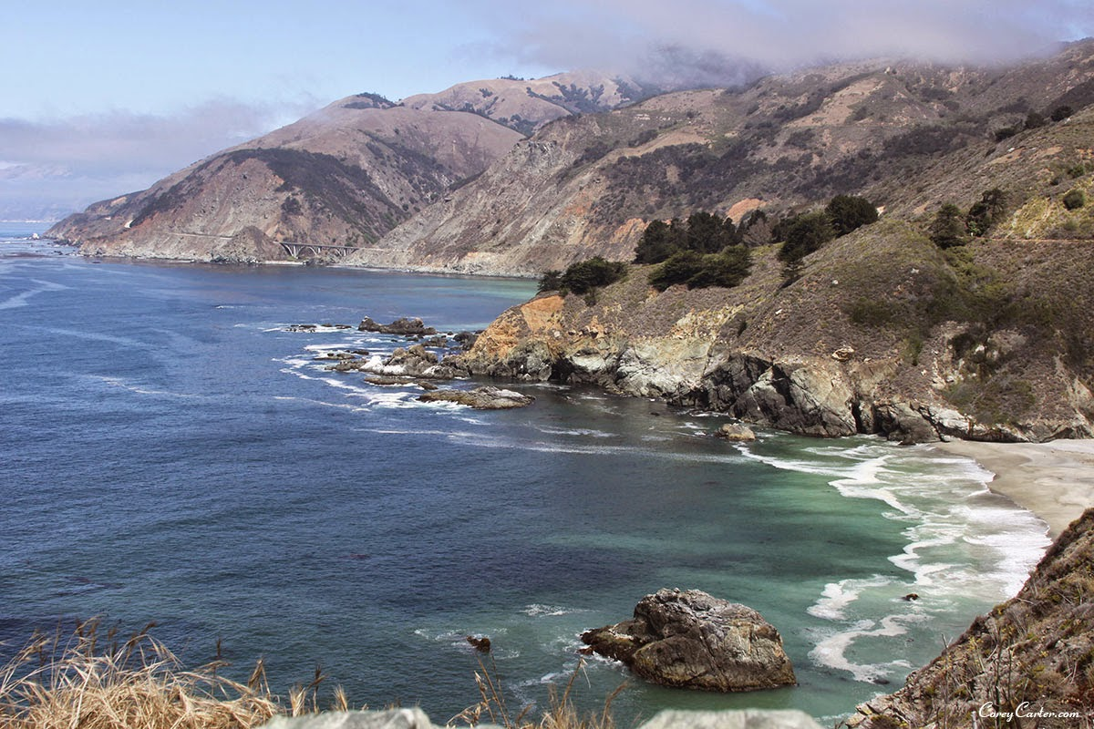 Big Sur CA - California Coast