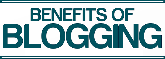 Benefits Of Blogging #infographic