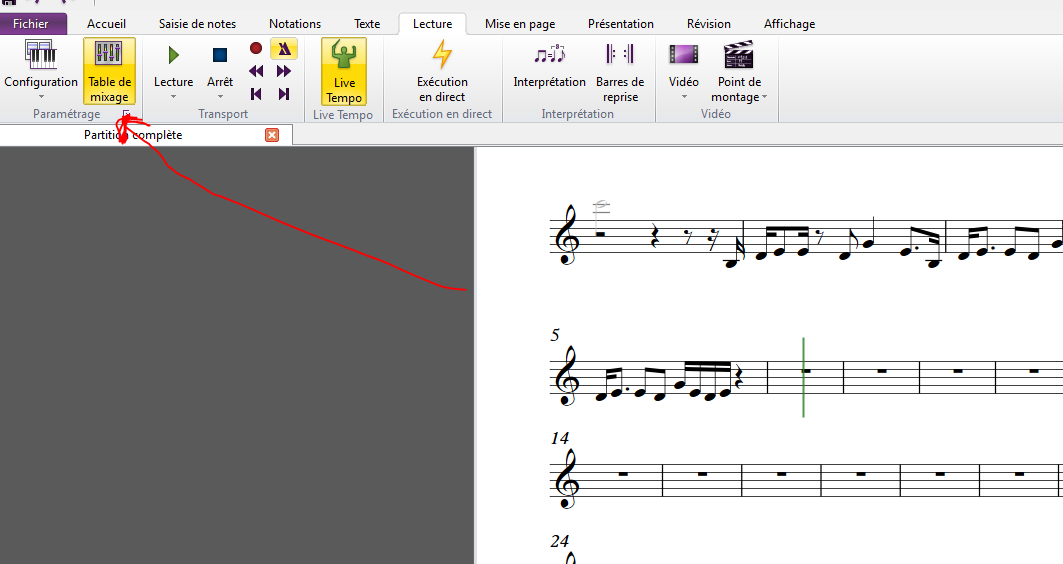 The French Hack: Define the MIDI output to VST on Sibelius First