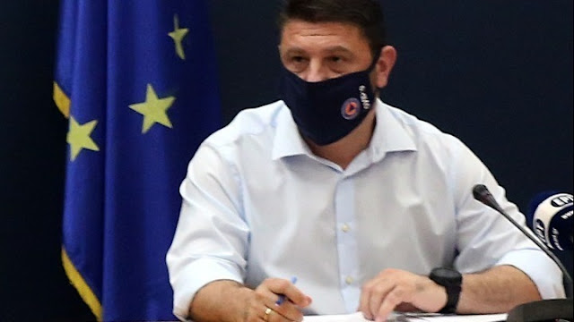 Ο Νίκος Χαρδαλιάς εξήγησε γιατί πάρθηκε η απόφαση για τα περιοριστικά μέτρα στην Αργολίδα