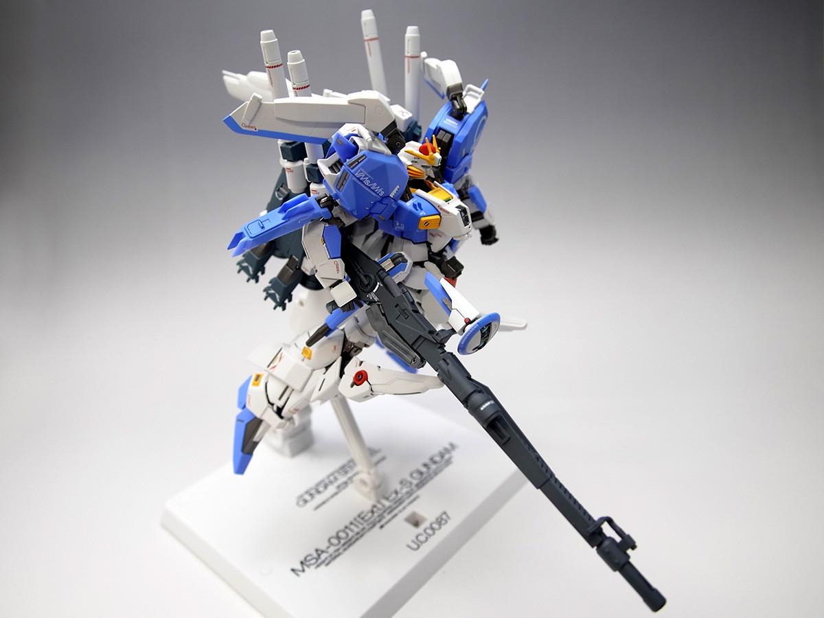 Metal Robot Damashii KA Signature Ex-S Gundam - Release Info
