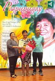 Appreciation party for Wilna Dela Paz on her retirement