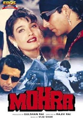Mohra 1994 Hindi 480p WEBRip 450MB