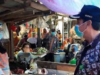 Bupati Jamin Pemindahan Pasar Kota Rembang ke Lokasi Pasar Tidak Beratkan Pedagang