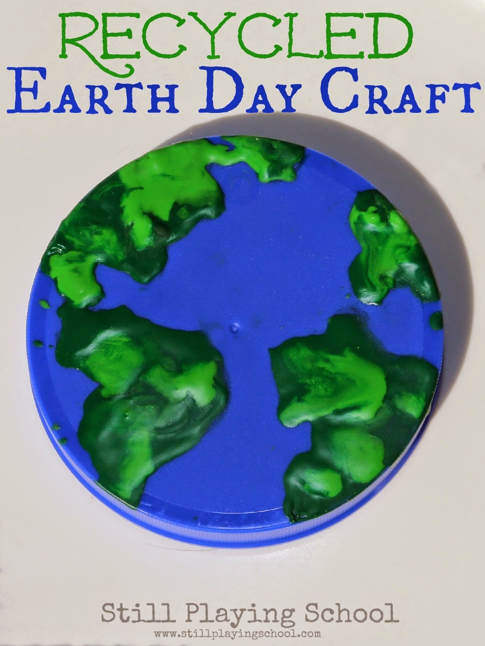 Recycled Craft Projects Earth Day