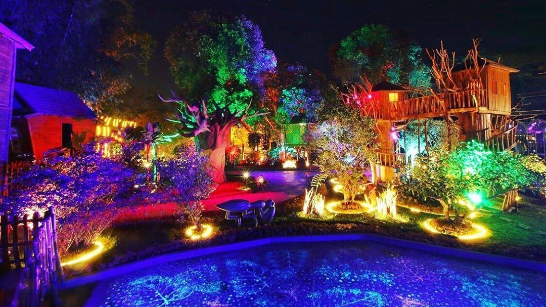 Lembang Wonderland Destinasi Wisata Baru Instagramble di Lembang Bandung