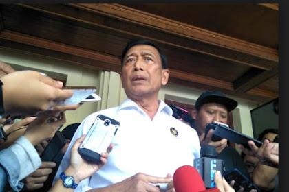 Wiranto Ingin Temui Muzakir Manaf Besok, Sebut Tak akan Bahas Referendum