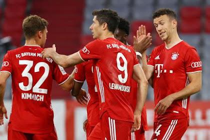 Prediksi Bayern Munchen Vs Gladbach: Bisa Apa Tanpa Lewandowski dan Thomas Muller?