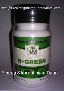Jual N-GREEN HPAI Berkhasiat Menjaga Kesehatan Dan Mengobati Berbagai Penyakit