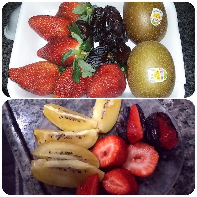 Frutas do Mercado Municipal de São Paulo