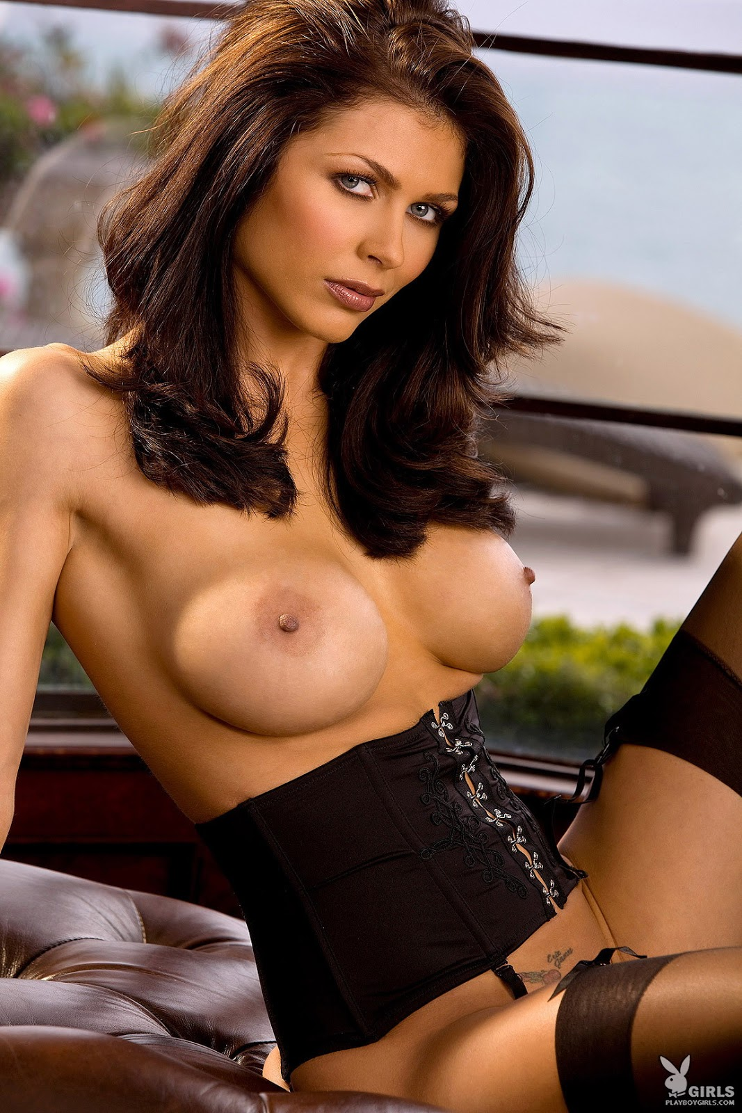 Playboy lynda redwine lingerie