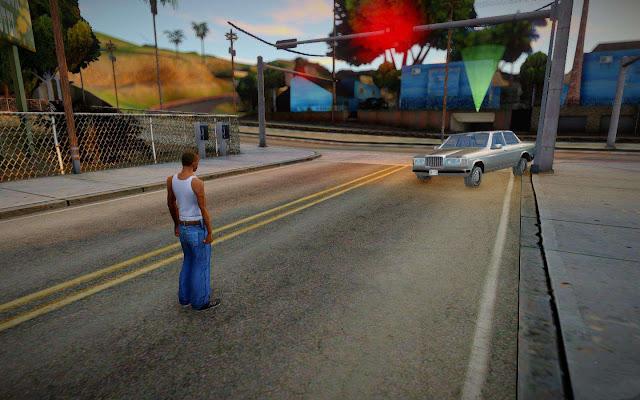 GTA San Andreas Calling Your Car Mod 2021