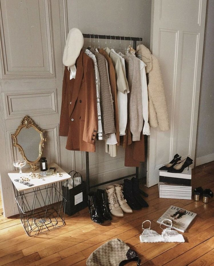 fall fashion, capsule wardrobe