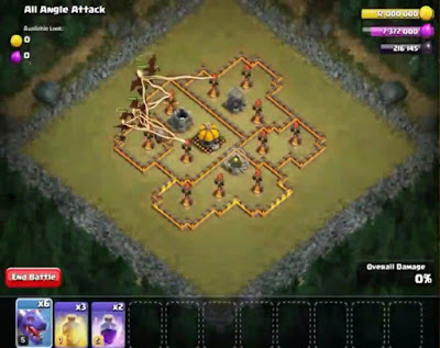 60. All Angle Attack Goblin Base COC