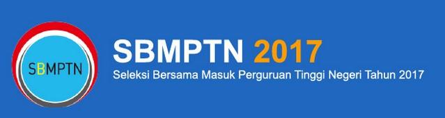 Pengumuman hasil seleksi SBMPTN  13 Juni 2017 pukul 14.00 WIB.