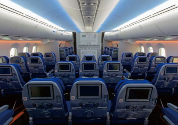 Boeing 787 9 Dreamliner Jet Specs Seat Map Range And