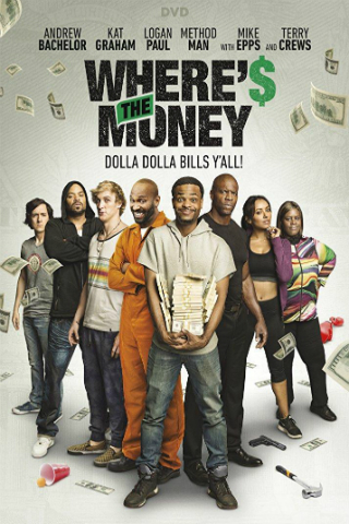 Where's the Money [2017] [DVDR] [NTSC] [Subtitulado]