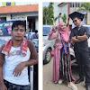 Kisah Haru Tukang Cobek Kuliahkan Istri Hingga S2, Sering Ngaku Sudah Makan Padahal Belum