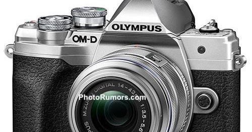Изображения Olympus E-M10 Mark IV