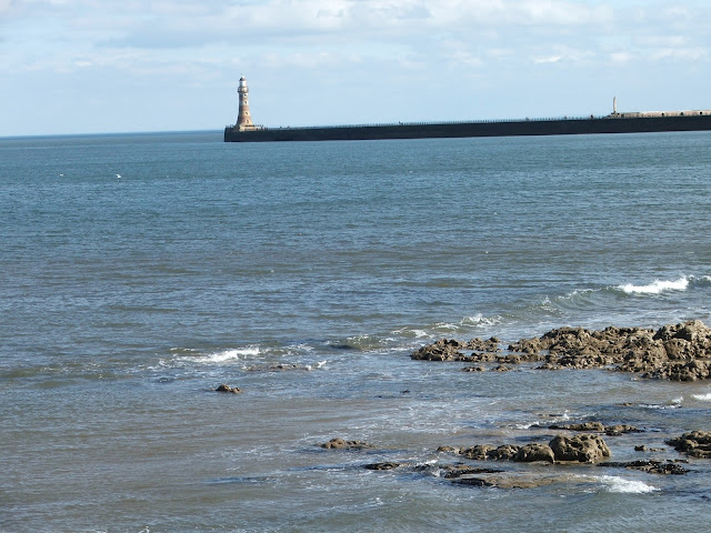North East coast Seaburn Sunderland