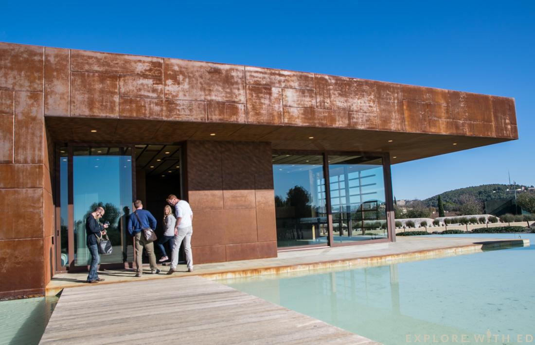 Waltraud Winery, Wine Tasting, Torres