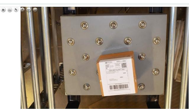Paket med USA adress
