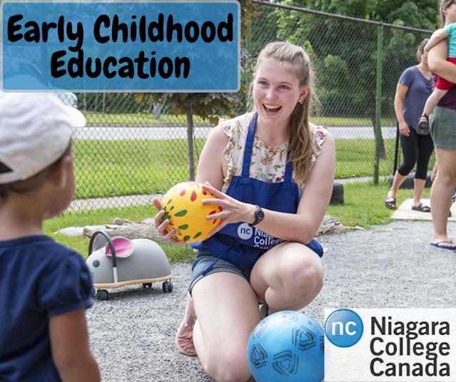 Diploma in Early Childhood Education - Niagara College