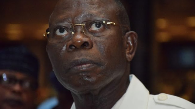 Oshiomhole Has Been Doing Everything to Escape from EFCC, says Buhari's Friend