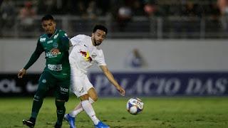 Bragantino confirma vaga na elite do brasileirão 2020